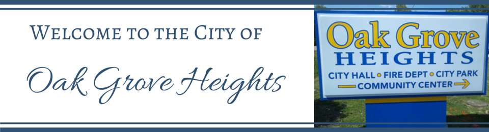 City of Oak Grove Heights